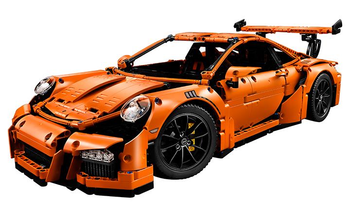 Lego Porsche GT3 RS - Bestpreis - bei Kaufhof