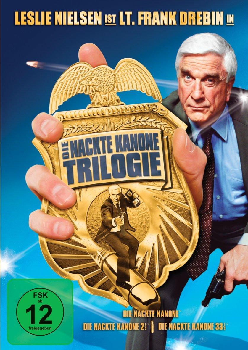 Die Nackte Kanone - Trilogie (DVD) für 5,61€ [Amazon Prime]