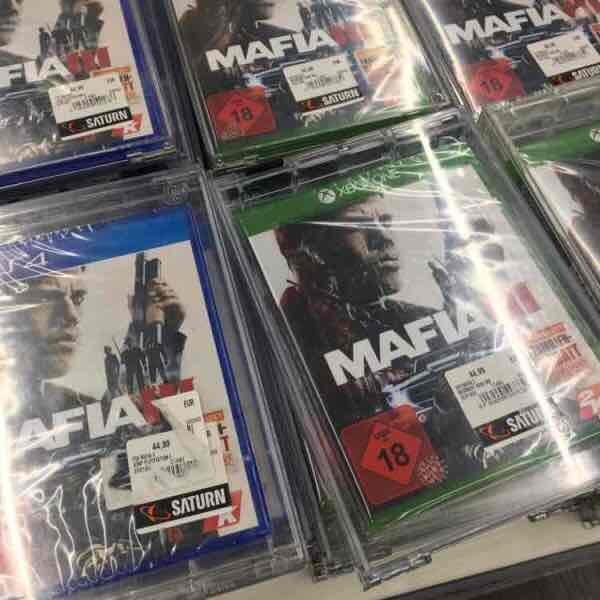 [Lokal Saturn Braunschweig] Mafia 3 XBOX ONE/PS 4 für 44,99 €