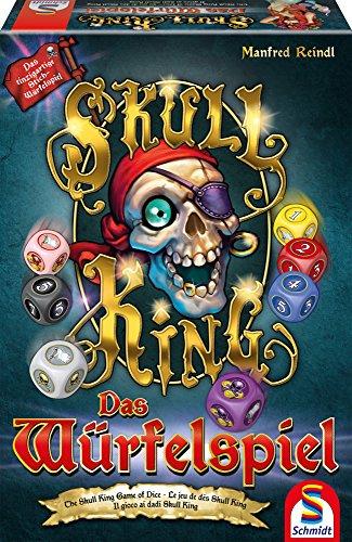 [Amazon Prime] Schmidt Spiele 49316 Skull King, Das Würfelspiel
