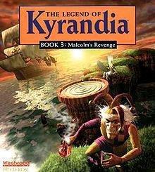LEGEND OF KYRANDIA 1-3 (PC) für je