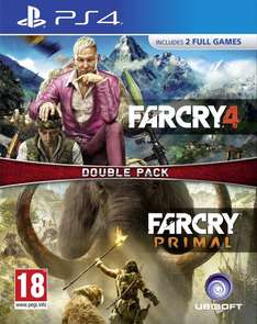Far Cry Primal + Far Cry 4 (PS4/Xbox One) für 39,33€ (Vorbestellung Amazon.co.uk)