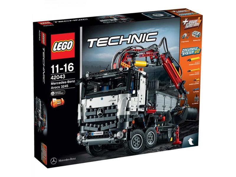 LEGO Technic 42043 Mercedes-Benz Arocs 3245 Truck für 149,99 bei [Spielemax]