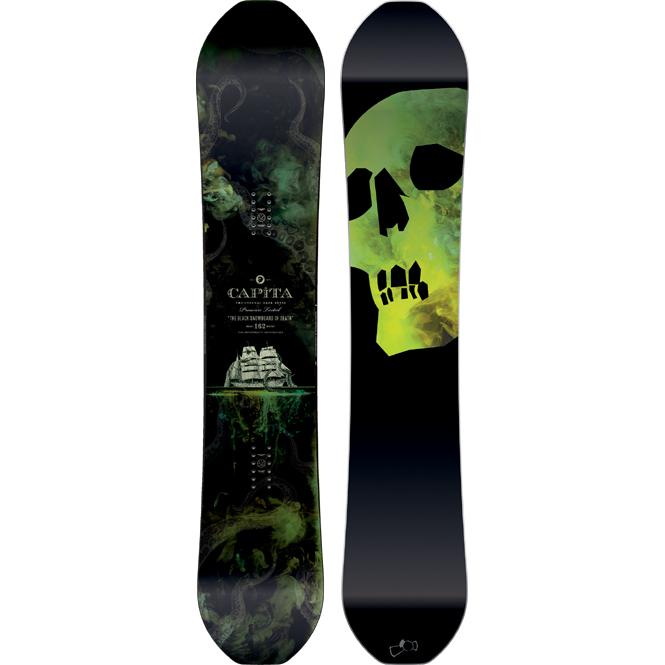 -25% Rabatt auf die aktuelle (2017) Snowboard-Kollektion von Capita für Damen & Herren (VGP liegen alle bem UVP) @Trends Sport