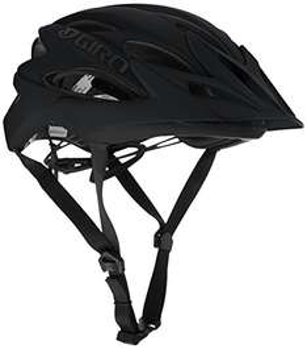 Giro Fahrradhelm Xar, Matte Black, 51-55 cm ab 23,42€