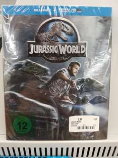 [Media Markt - Freiburg] Jurassic World Bluray