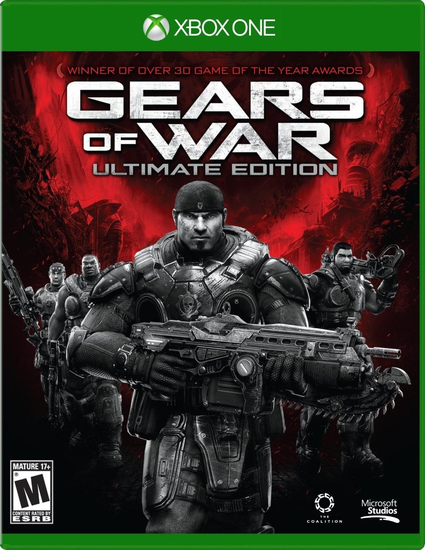 Gears of War: Ultimate Edition (Xbox One) für 8.42€ [CDKeys]