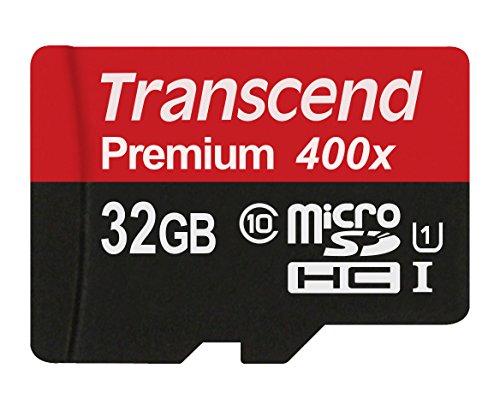 Blitzangebot Amazon - Transcend Micro SDXC 32 GB - 6,13 EUR [PRIME]