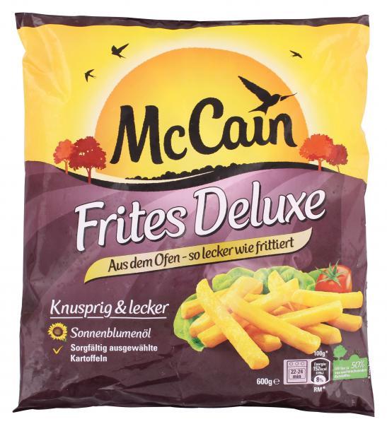 McCain Frites Deluxe für 41cent mit Coupon [KAUFLAND]