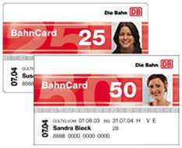 [Lokal] Osnabrück/Münster BahnCard 25/50 zum halben Preis