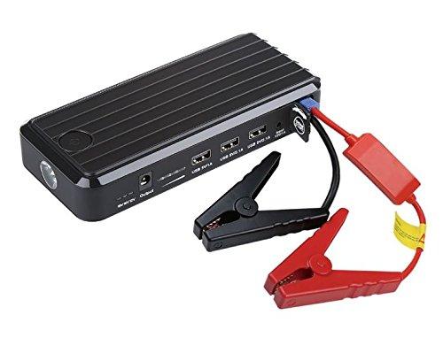 12V Starthilfe / Powerbank mit 12.000 mAh / Taschenlampe (30%)