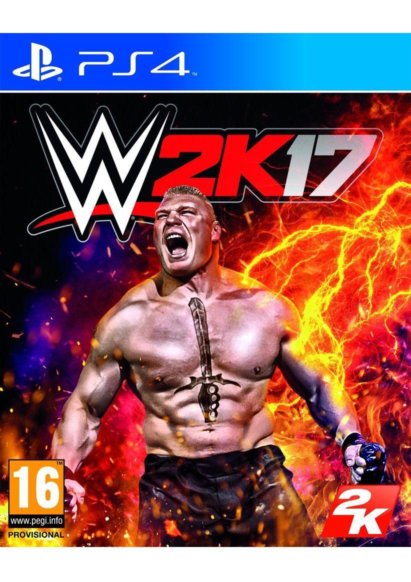 WWE 2K17 inkl. Goldberg DLC (One/PS4) für günstige 44,68 EUR inkl. Versand vorbestellen
