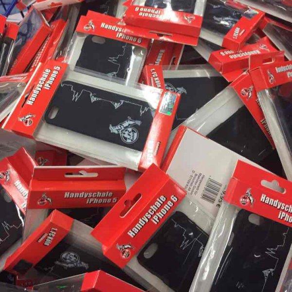 [Saturn Köln] FC Köln iPhone 5/6 case 0,50€