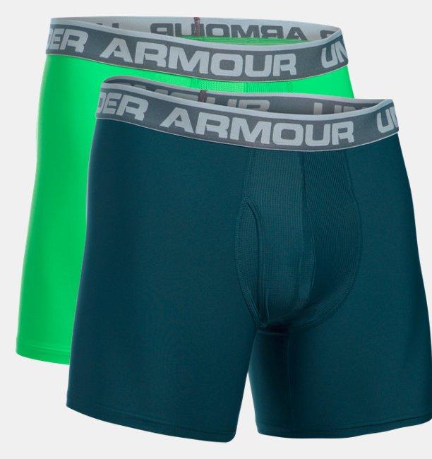 15% Under Armour Gutschein, z.B. Herren-Boxerjock 2er Pack, MBW: 49€