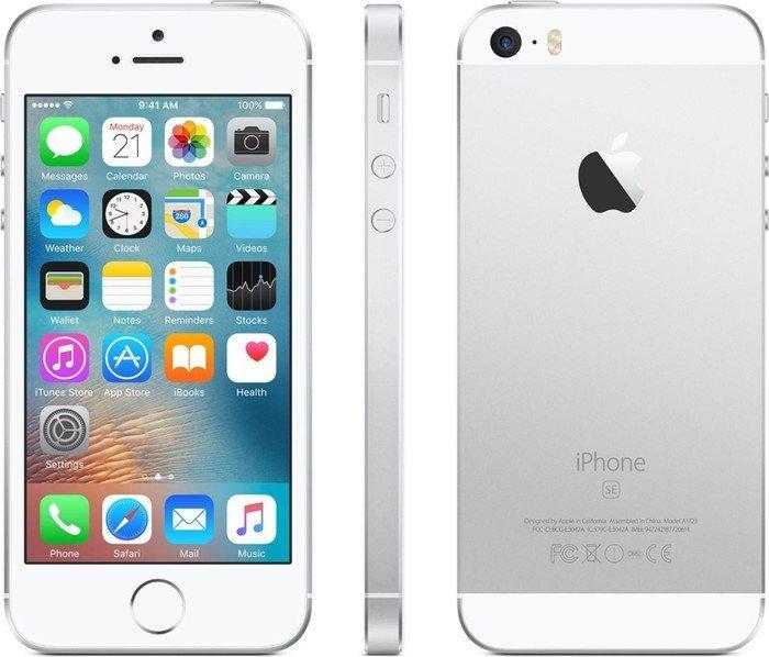 Apple iPhone SE 64 GB - 464.99€ + Porto 4,99€ - Mobilcom Debitel Sonntagskracher -