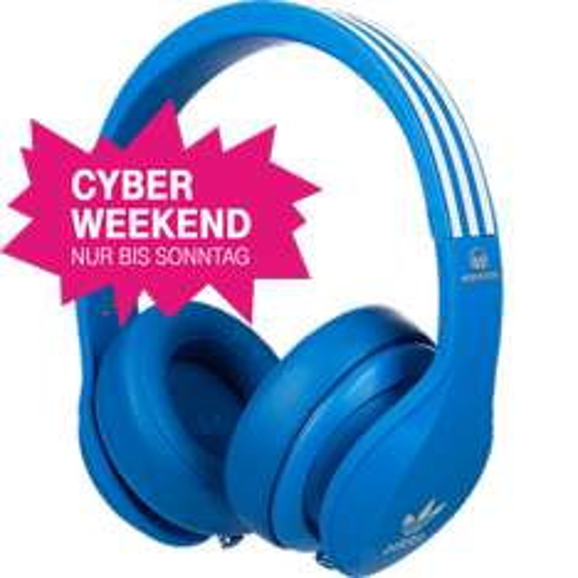 Monster Kopfhörer im Adidas Design für 66 € + gratis Versand