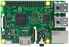 [Amazon] Raspberry Pi 3 Model B inkl. Versand