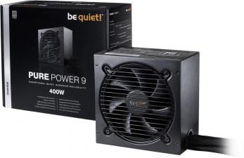 be quiet! Pure Power 9 400W Netzteil (80 Plus Silber) für 43,99€ [Voelkner SÜ]