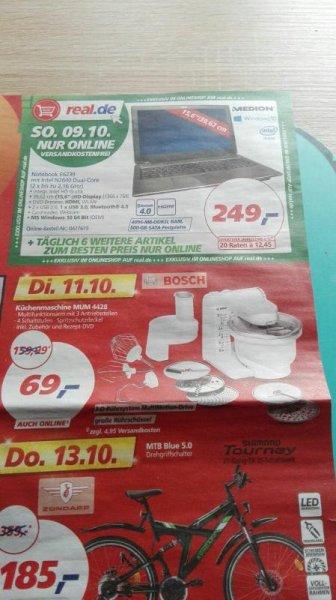 Bosch Küchenmaschine MUM 4428