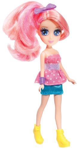 Bandai 34792 - Locksies by Harumika, Puppe Modedesignerin Mikki für 3,13€