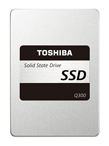 Toshiba Q300 SSD mit 480GB für 99€ [Mediamarkt + Amazon]