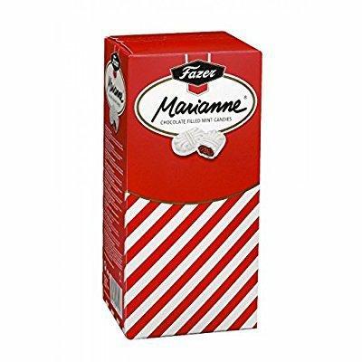 Fazer Marianne Choclate Mint, 5er Pack (5 x 500 g)