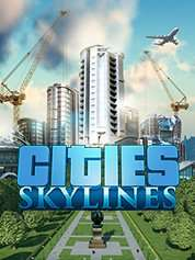 Cities: Skylines (Steam/PC) für 6,64 EUR und Deluxe Edition (Steam/PC) für 8,78 EUR