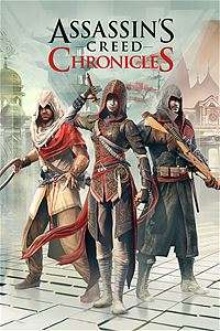 Assassins Creed: Chronicles - Trilogy (China, India + Russia) (Xbox One) für 8,25€ [Xbox Store]