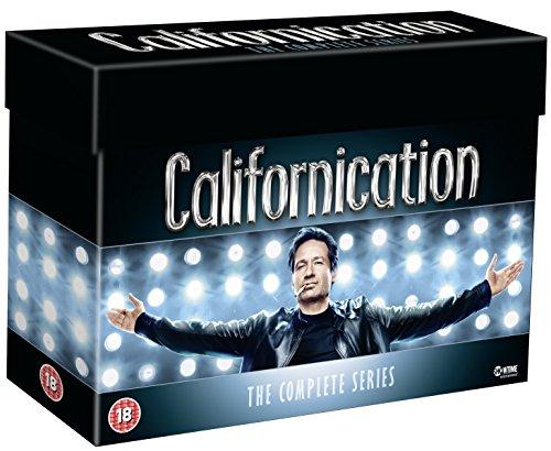 [Amazon.co.uk] Californication - Die komplette Serie (DVD) für 32,36€ inkl. VSK