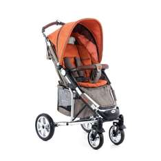 MOON Buggy Flac brown-orange melange