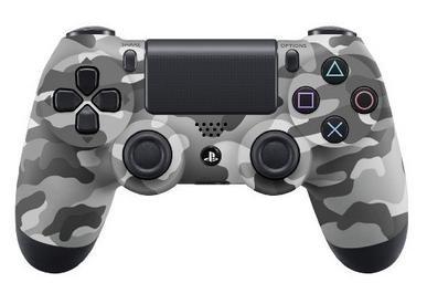 (Amazon.co.uk) Sony PlayStation DualShock 4 - Urban Camo Controller (PS4) für 41,80€