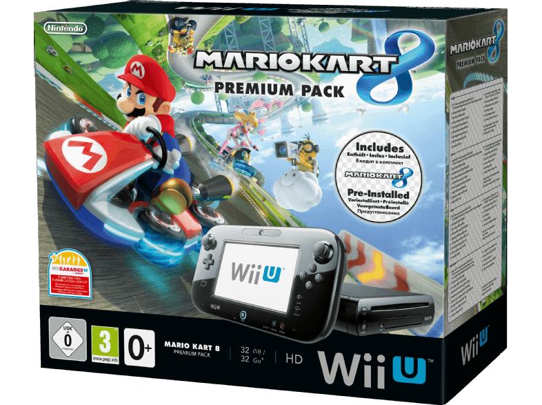 (LOKAL) Wii U Premium + Mario Kart 8 (Disc Version) für 189€ | Michael Kreft Videospiele Bielefeld