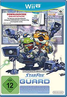 Star Fox Guard (Wii U) für 7,77€ [Amazon Prime]