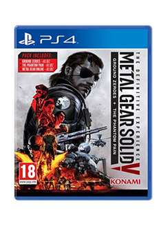 GOTY Edition von Metal Gear Solid V: The Definitive Experience (PS4) für günstige 28,07 Euro