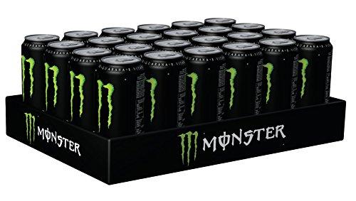 [Amazon Sparabo]  Monster Energy 24*500 ml