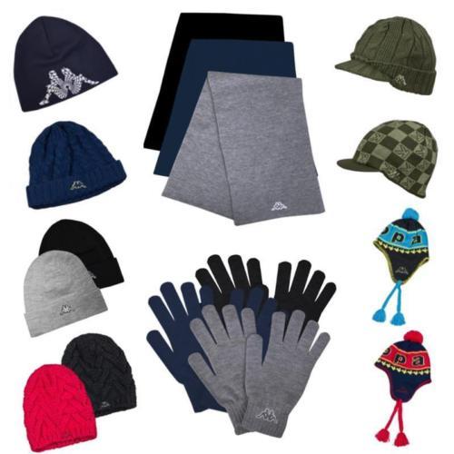 Ebay - Schal oder Mütze oder Handschuhe von Kappa verschiedene Modelle und Farben