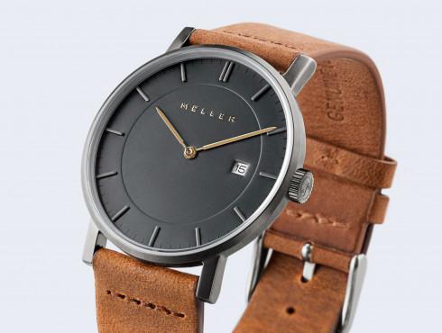 Meller Uhren - mit Seiko Uhrwerk und Saphirglas beschichtet - 25€ Rabatt auf alle Uhren