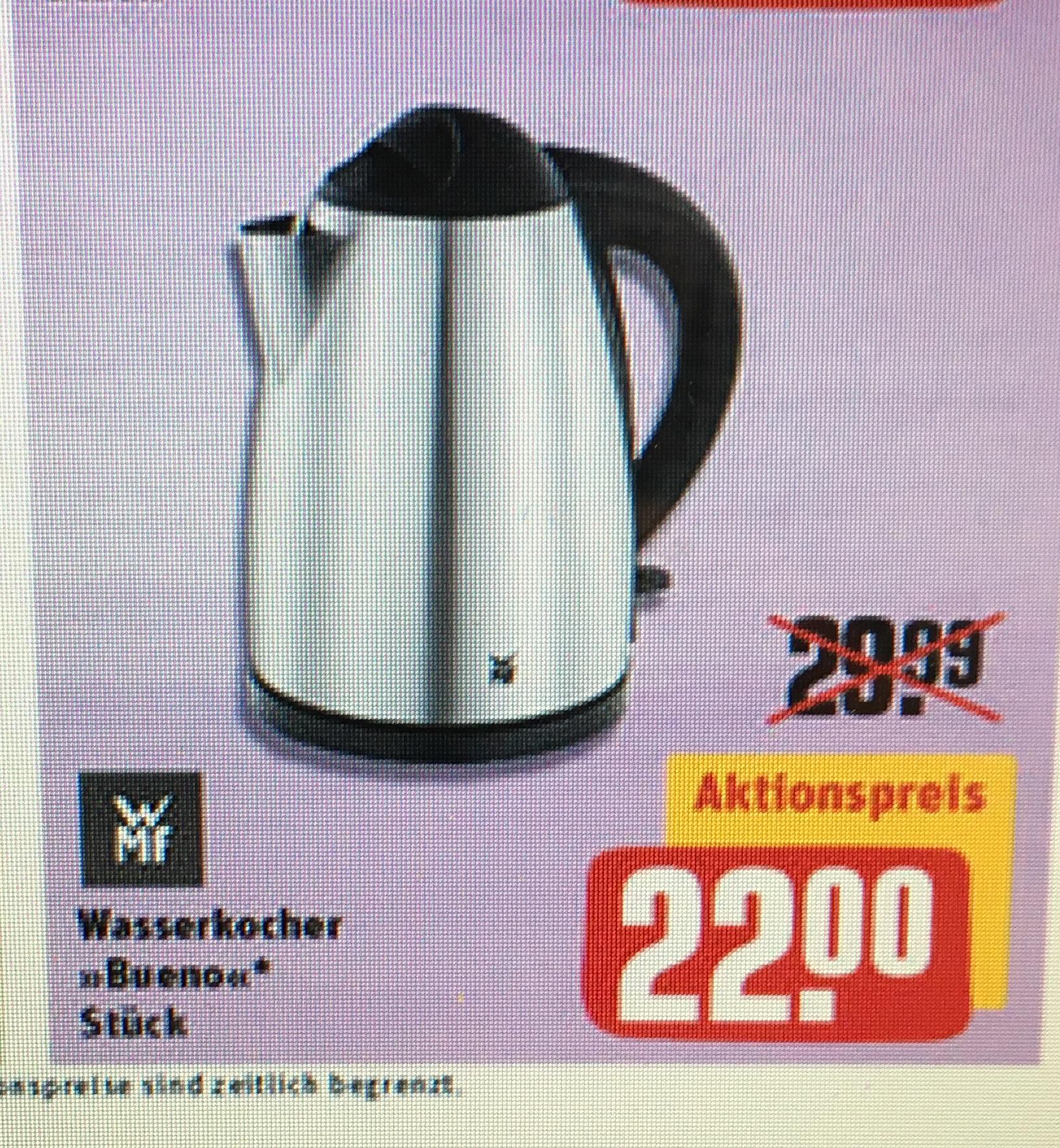 WMF Bueno Wasserkocher 1,7 Liter / 2400 Watt