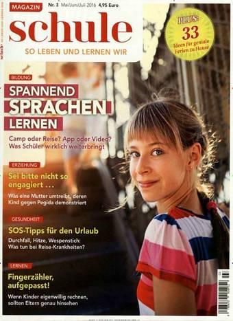 """Magazin """"Schule"""" für effektiv -50 Cent durch 25€ Bestchoice Gutschein bei 24,50€ Abokosten"""
