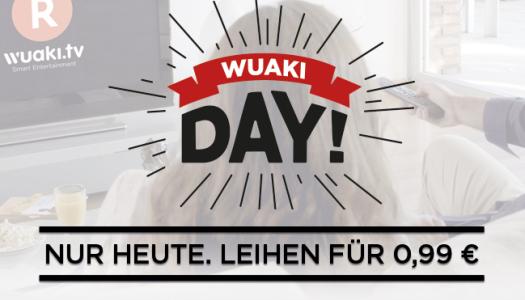 Wuaki Day: 21 Filme für je nur 0,99€ leihen + 0,50€ Shoop(Qipu)-Cashback möglich