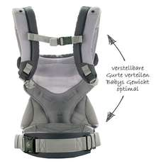Ergobaby Babytrage 360° Cool Air
