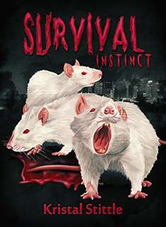 [Amazon Kindle] Gratis Ebook - Survival Instinct (Horror-Thriller)