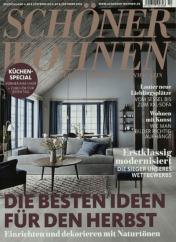 Schöner Wohnen im Jahresabo (12 Ausgaben) für effektiv 7,60€ durch 50€ Gutschein (Amazon, BestChoice, IKEA)