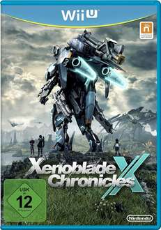 (Amazon Prime) Xenoblade Chronicles X (Wii U) für 28,51 €