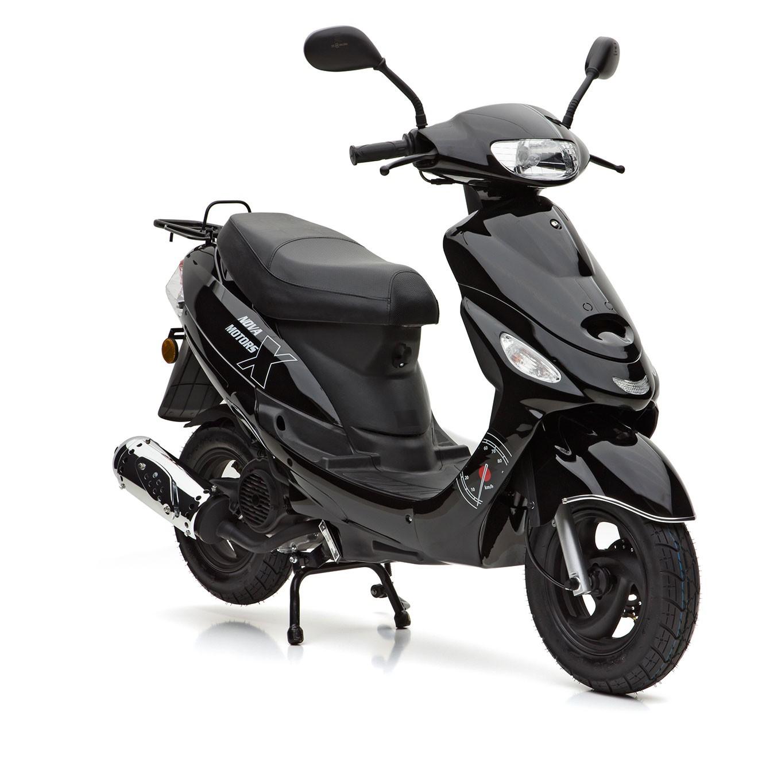 125ccm Motorroller von Nova Motors inklusive Lieferung für 699€