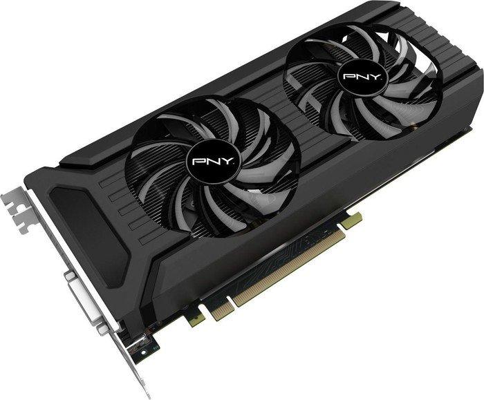 PNY GeForce GTX 1060 mit 6GB GDDR5 für 239€ [Mediamarkt]