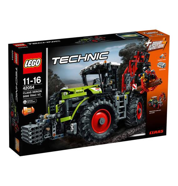 Galeria Kaufhof: Lego Technic Claas 42054 mit 15 % Gutschein + 7 % Shoop möglich