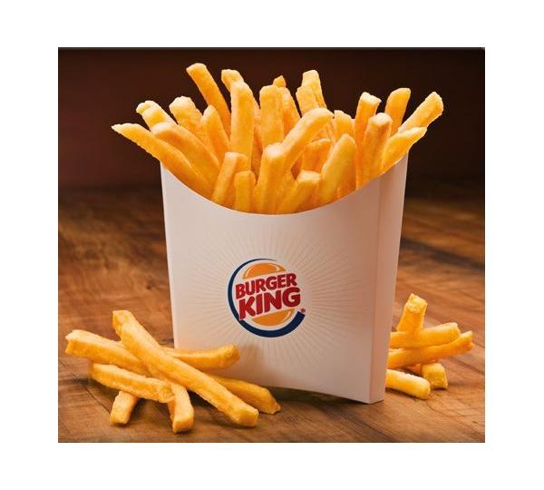 [BurgerKing] kleine Pommes für 50 Cent