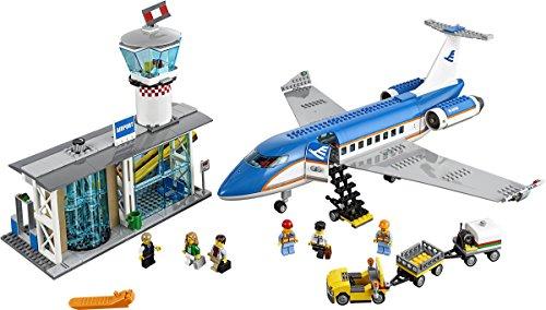 LEGO 60104 City Flughafen für 62 EUR statt 84 EUR Idealo [Amazon.co.uk]