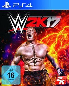 [Ebay WOW] WWE 2K17 für PS4